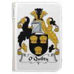 Escudo de la familia de O'Quilty