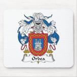 Escudo de la familia de Orbea Tapete De Raton