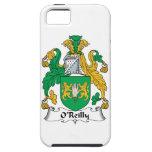 Escudo de la familia de O'Reilly iPhone 5 Case-Mate Funda