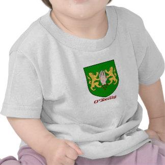 Escudo de la familia de O'Reilly Camiseta