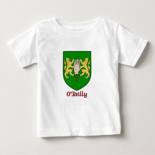 Escudo de la familia de O'Reilly Playeras