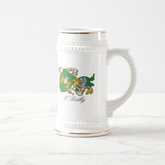 Escudo de la familia de O'Reilly Taza De Café