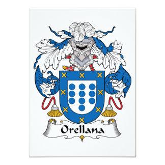 Escudo de la familia de Orellana Anuncio Personalizado