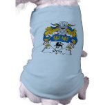 Escudo de la familia de Oria Camisetas De Perrito