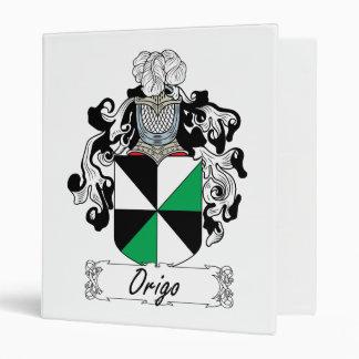 """Escudo de la familia de Origo Carpeta 1"""""""