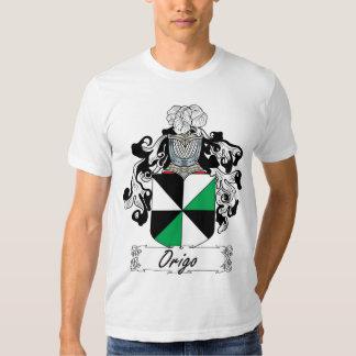 Escudo de la familia de Origo Playeras