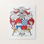 Escudo de la familia de Oriol Puzzle