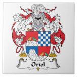 Escudo de la familia de Oriol Teja