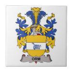 Escudo de la familia de Orm Teja