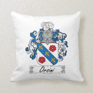 Escudo de la familia de Orsini Cojin