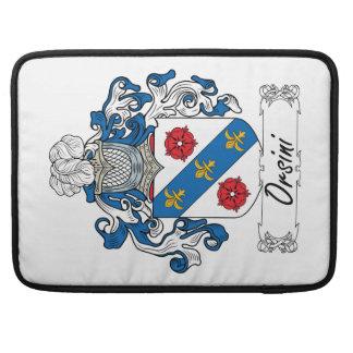 Escudo de la familia de Orsini Funda Macbook Pro