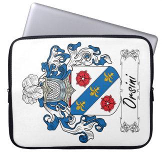 Escudo de la familia de Orsini Fundas Portátiles