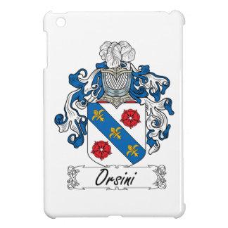Escudo de la familia de Orsini iPad Mini Funda