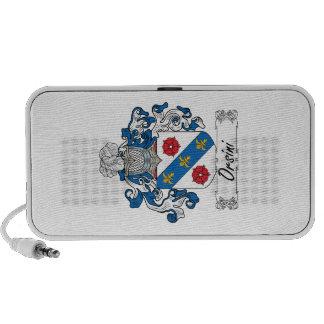 Escudo de la familia de Orsini iPod Altavoz