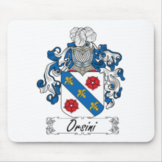 Escudo de la familia de Orsini Alfombrilla De Ratón