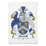Escudo de la familia de Orwell iPad Mini Protectores