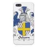 Escudo de la familia de Osborn iPhone 5 Funda