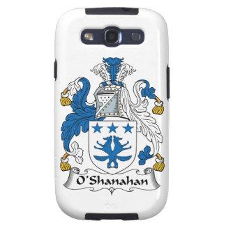 Escudo de la familia de O'Shanahan Galaxy S3 Carcasa