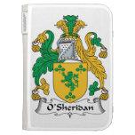 Escudo de la familia de O'Sheridan