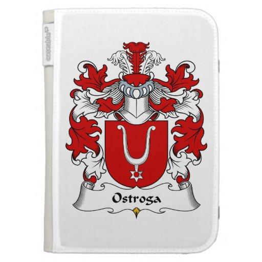 Escudo de la familia de Ostroga