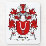 Escudo de la familia de Ostroga Alfombrilla De Ratón
