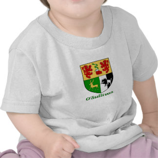 Escudo de la familia de O'Sullivan Camiseta