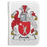 Escudo de la familia de Oswald