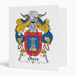 Escudo de la familia de Otero
