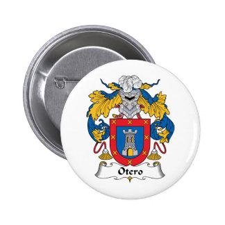 Escudo de la familia de Otero Pins