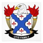Escudo de la familia de Otis Anuncios