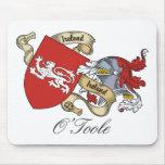 Escudo de la familia de O'Toole Alfombrilla De Raton
