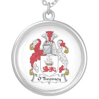 Escudo de la familia de O'Twomey Joyerias
