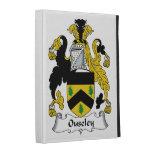Escudo de la familia de Ouseley