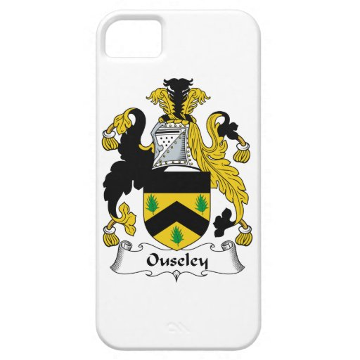 Escudo de la familia de Ouseley iPhone 5 Cárcasa