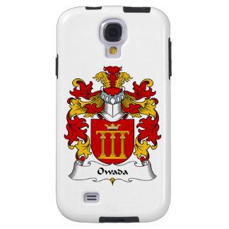 Escudo de la familia de Owada