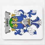 Escudo de la familia de Owen Tapete De Ratón