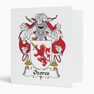 Escudo de la familia de Ozores
