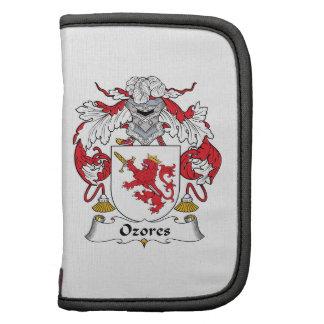 Escudo de la familia de Ozores Organizador
