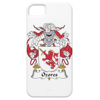Escudo de la familia de Ozores iPhone 5 Case-Mate Coberturas