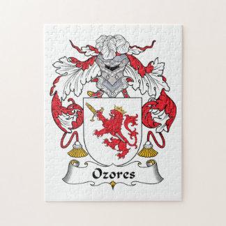 Escudo de la familia de Ozores Puzzle