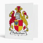 Escudo de la familia de Packenham
