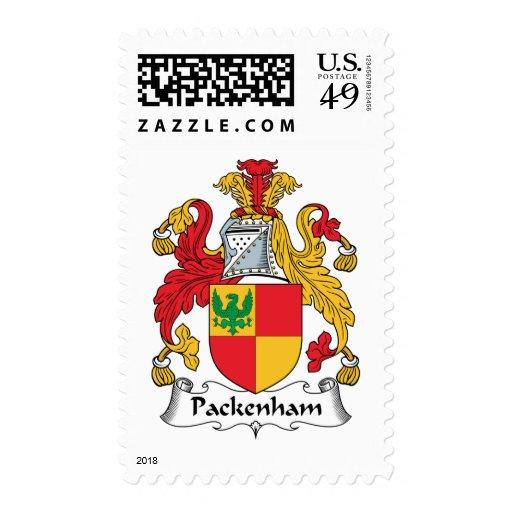 Escudo de la familia de Packenham Envio
