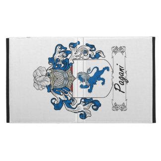 Escudo de la familia de Pagani