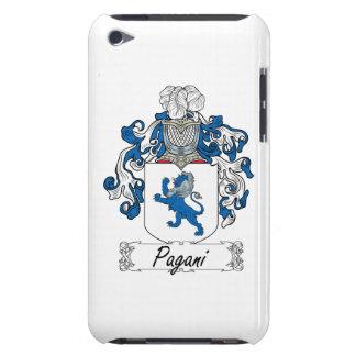 Escudo de la familia de Pagani Barely There iPod Carcasa