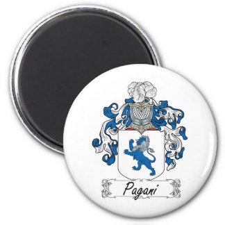 Escudo de la familia de Pagani Iman De Nevera