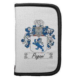 Escudo de la familia de Pagani Planificadores