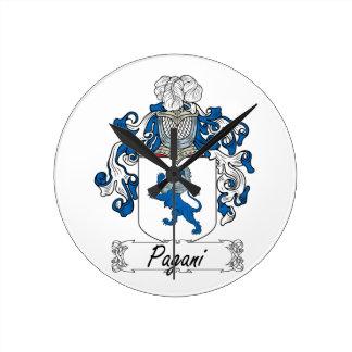 Escudo de la familia de Pagani Relojes