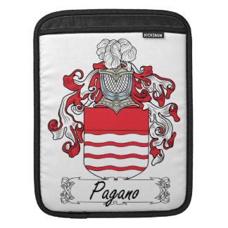Escudo de la familia de Pagano Manga De iPad