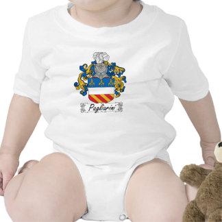 Escudo de la familia de Pagliarini Trajes De Bebé