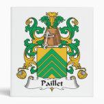 Escudo de la familia de Paillet